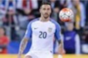 stoke city world cup: geoff cameron beats an old team-mate