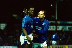 rangers legends set to take on chelsea xi in charity match