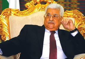 abbas calls on netanyahu 'not to relinquish' opportunity to make peace