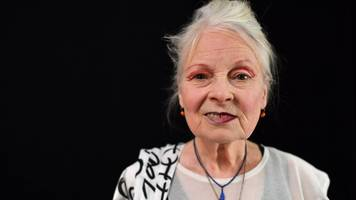 vivienne westwood gives her advice on new designers and fashion waste