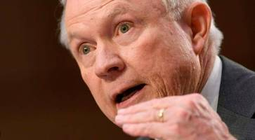 jeff sessions testimony: attorney general vows to defend his honour 'against scurrilous and false allegations'