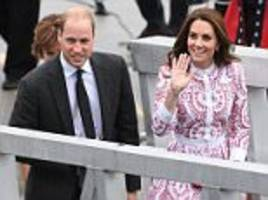 william and kate middleton to go on brexit charm offensive