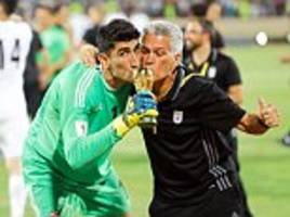 carlos queiroz guides iran to world cup finals in russia