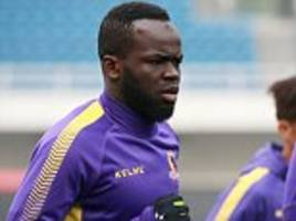 tiote's chinese club had no emergency equipment at base