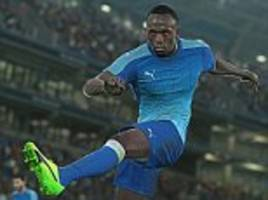 usain bolt to feature in pro evolution soccer 2018
