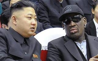 Is The Missing Link Between The US And North Korea.. Dennis Rodman?
