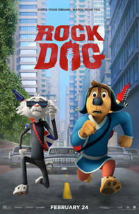 MOVIE REVIEW: Rock Dog