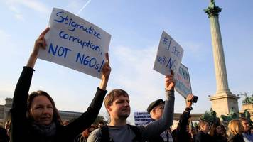 hungary approves strict regulations on foreign-funded ngos