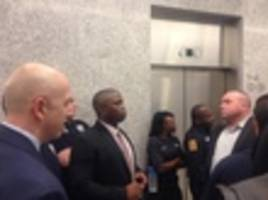 Family Of Delrawn Small Demands Justice As Officer Charged With Road Rage Murder Appears In Court