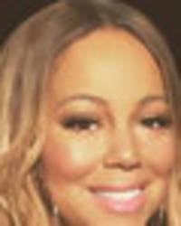 mariah carey spills out of zero underwear dress — with shock male celeb nearby