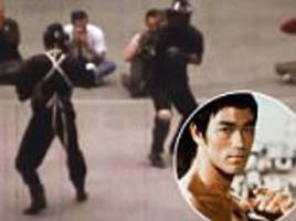 bruce lee's only recorded 'real' fight is unearthed
