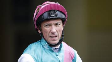 Frankie Dettori's Royal Ascot scare after Yarmouth fall