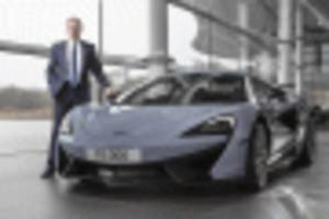 mclaren road car business could launch ipo in 3-5 years