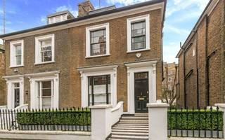 property of the week: designer patrick cox's house in little venice