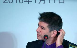 uber boss travis kalanick will take a leave of absence