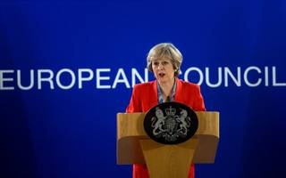 a softer brexit may be may's best hope - for now