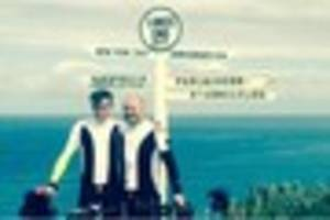 Father and son take on 1,000 mile cycle ride from Land's End to...
