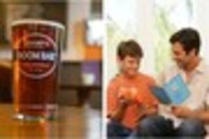 free pint for dads up for grabs at the spread eagle pub in...