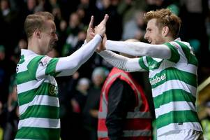 celtic ace stuart armstrong poised for fresh talks as leigh griffiths says no to move away from parkhead