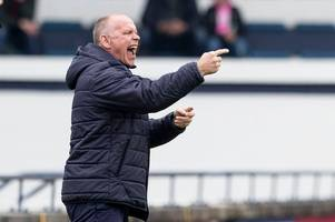 john hughes lifts the lid on his time in the dugout and insists he's still got plenty to give as a boss