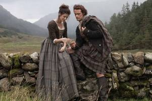 outlander comes to uk telly: more4 buys the rights to screen the hit show to terrestrial tv