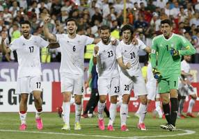 iran's soccer team qualifies for 2018 world cup