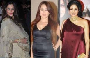 8 bollywood actresses who got pregnant before marriage!