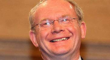 sinn fein to sell martin mcguinness prints for £529