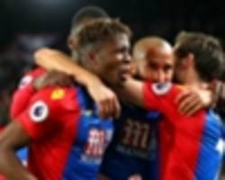 crystal palace fixtures: the eagles' complete 2017-18 premier league schedule