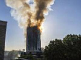 London Fire: No sprinklers or fire alarm in Grenfell Tower