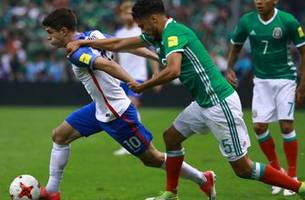 concacaf world cup qualifying standings: mexico on top after six matchdays