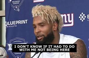 'wiser' odell beckham: 'no doubt' about attending camp without extension