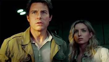 should the mummy have been kept under wraps? new tom cruise movie getting cold reception