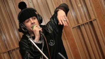 former n-dubz rapper dappy pleads guilty to knife charge