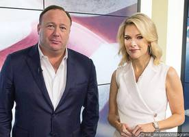 megyn kelly dropped as host of sandy hook gala after alex jones interview: i'm disappointed