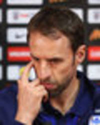gareth southgate admits england are miles off the pace to compete with best