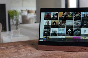 A $1,600 tablet might be the ultimate home music player