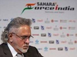 force india formula one poised for a name change