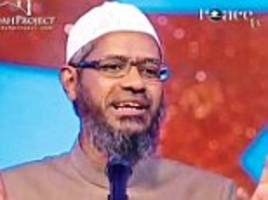 zakir naik's outfit radicalised indian youth to join isis