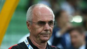 eriksson sacked by shenzhen as successor announced by poem