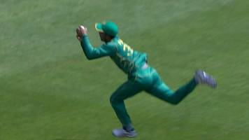 zaman's fantastic running catch dismisses moeen