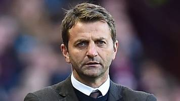 tim sherwood: director of football leaves swindon town following relegation