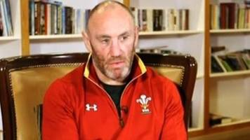 wales rugby tour: mcbryde praises wales new caps