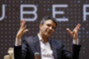 uber looks to rebuild as its ceo takes leave of absence