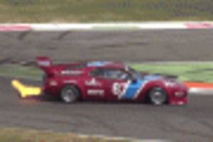 Watch not one, but three, BMW M1 Procars spit flames and make beautiful sounds at Spa