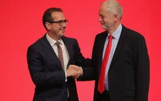former corbyn challenger owen smith returns to labour's frontbench