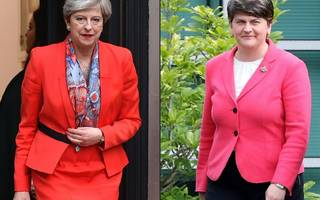 stop panicking – a dup deal won't damage the tory brand