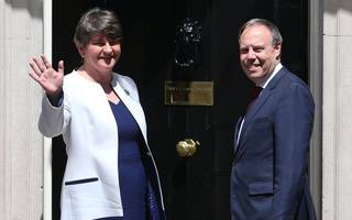 what will a tory-dup pact mean for our tax affairs?