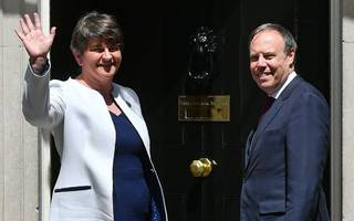 what will happen to sterling if the tories can't do a dup deal?