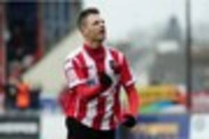 four former exeter city players roll back the years to help...